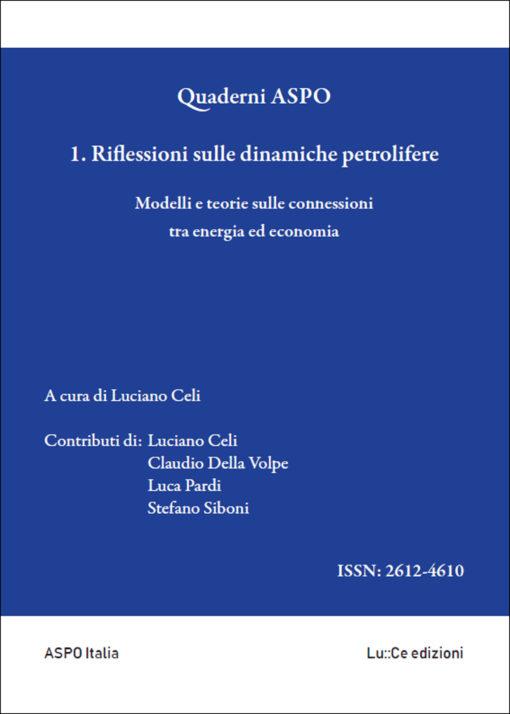 Quaderno ASPO 1