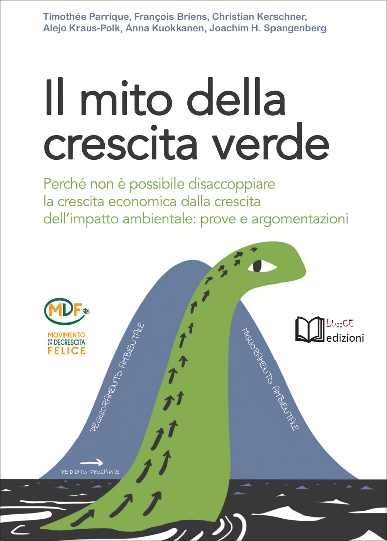 copertina mito della crescita verde
